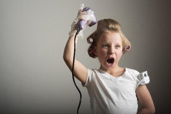 髪をサラサラにするポイント