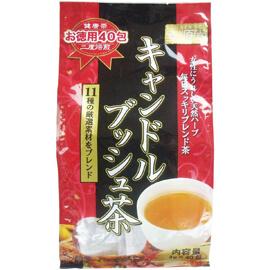 キャンドルブッシュ茶