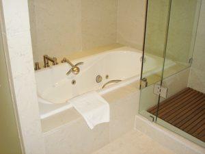 お風呂 半身浴
