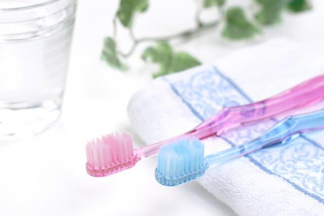 フッ素歯磨き