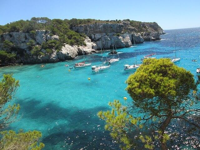 スペイン 地中海