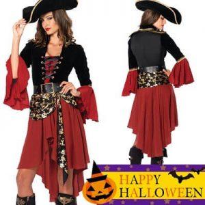ハロウィン 女海賊