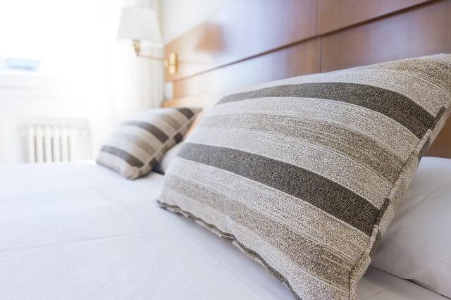 いびき 枕の高さ
